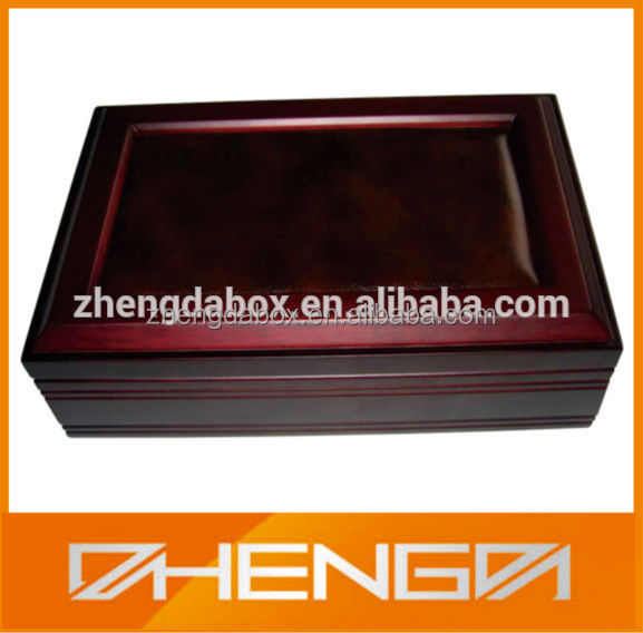 HOTSALE Customized Made-in-China Small Wooden Boxes Craft to Decorate(ZDW13-H240)