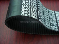 Top grade Best-Selling pu l timing belt with guiding bar