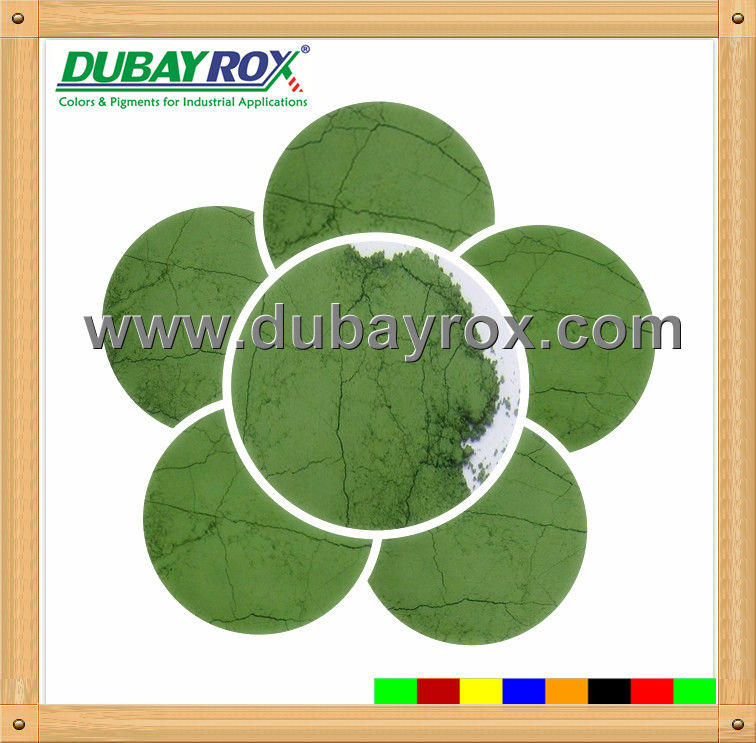 Enamel Pigment -Chrome Green DCM
