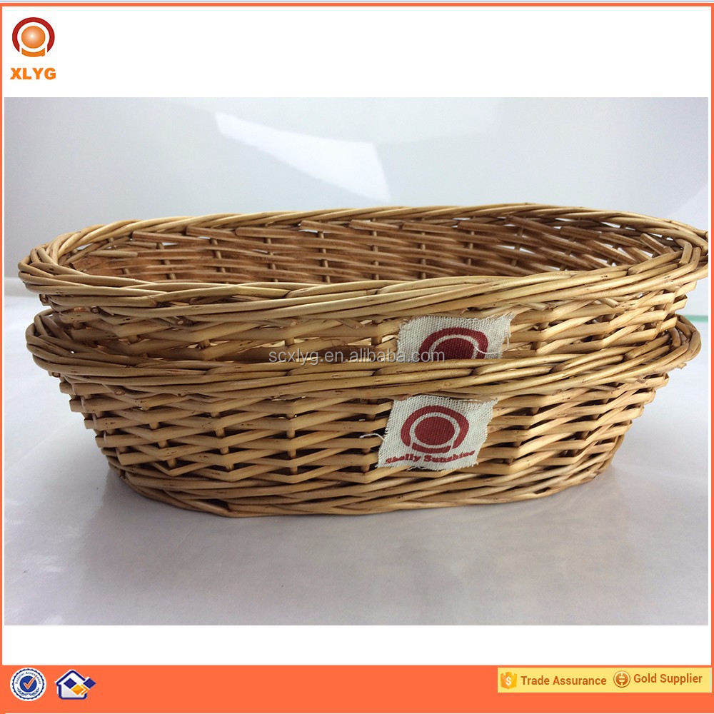 Square Vented Wooden Berry Baskets 8-pack -includes Quart And Pint