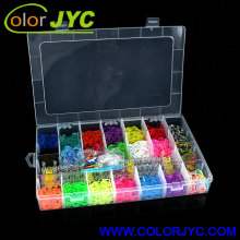 Promotional gifts Silicone Loom bands