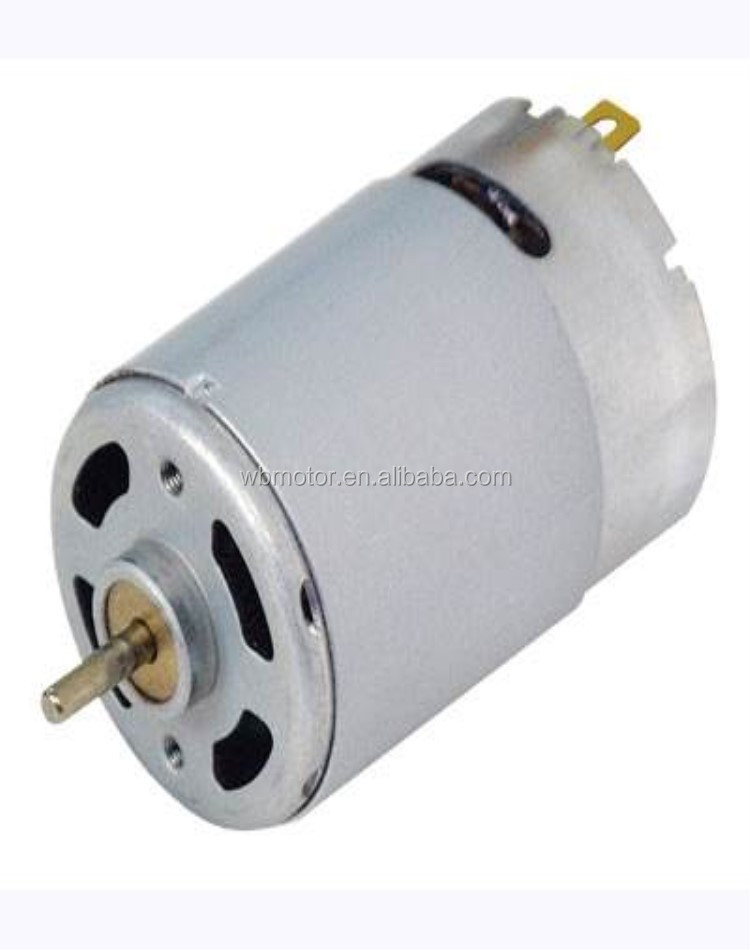 Vacuum cleaner high speed DC Motor