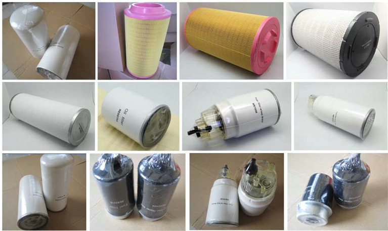 2018 Wholesale High Quality Oil Filter For Agricultural Machinery Parts
