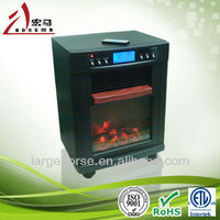 2012 NEW 3 in 1 electric fireplace heater electric with air purifier