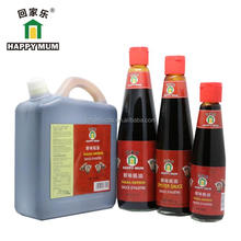 Fresh Yummy Sauce No Pollution Chinese Jolion 510g Oyster Juice With FDA