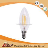Buy high light-admitting quality C35 6W Chandelier bulb 2700k ...