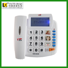 TM-S003 Click call for help function Top quality emergency phone auto dialer with caller ID