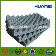 Cheap egg crate acoustic rubber foam