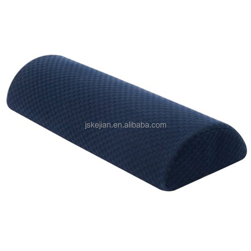 Semi Roll Memory Foam Four Position Support Pillow