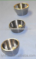Tungsten crucible tungsten copper alloy crucible melting gold