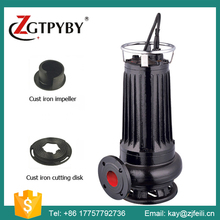 AS Series Submersible Sewage Water Pump with Cutter