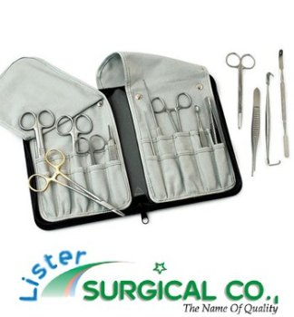 Minor Surgery instrument set