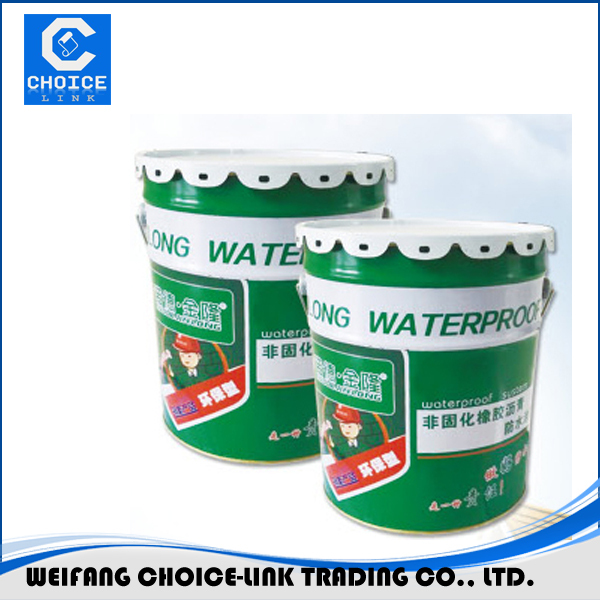 High polymer urethane/elastomeric roof waterproofing coatings
