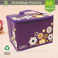 Promotional chipboard storage box