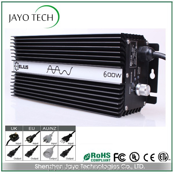 High Quality 600W Dimmable Metal Halide Ballast