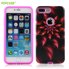 Trade Assurance Supplier 2 in 1 Mobile Phone Case for iphone 7 Case