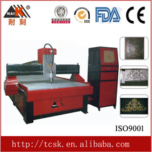 High configuration 3D wood carving cnc machine, woodworking cnc router from shenzhen