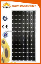 2014 New cheap solar panel mounting roof 180w mono panel