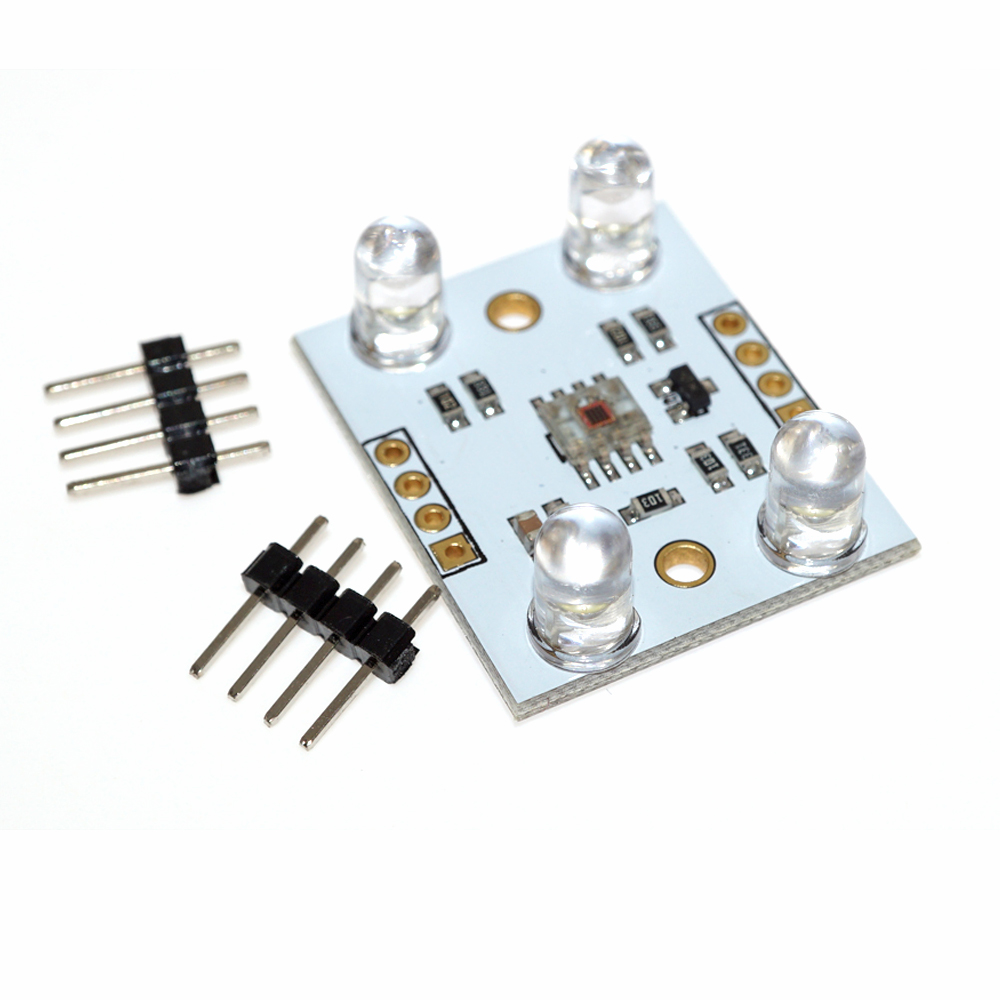 Tcs3200 Tcs230d Color Sensor Detection Buy The We Will Use In This Circuit Is A Tcs3200color Product On Alibabacom
