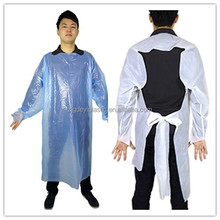 disposable patient use CPE isolation gown