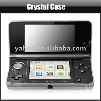 Crystal Case for Nintendo 3DS ,YAG400A