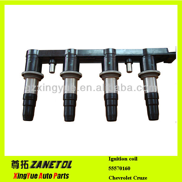Ignition Coil for Chevrolet Cruze parts 55570160