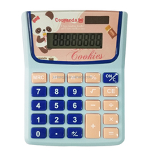8 Digit Compact Promotion gift Desktop Calculator