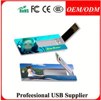 Free sample Factory provide name card usb drive,credit card usb ,business card usb