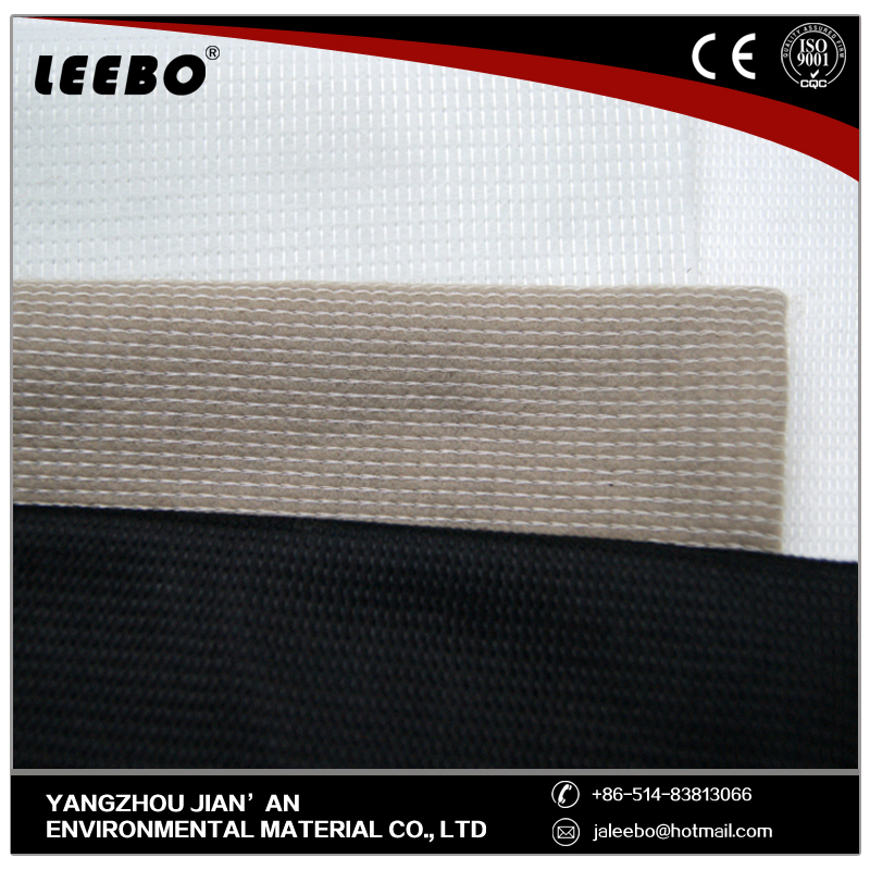 new design 100 polyester raw material non woven fabric