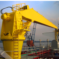 small load mobile harbour crane
