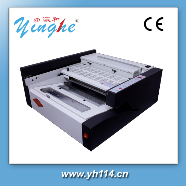 multifunction machine high resolution plastic coil book binder factory