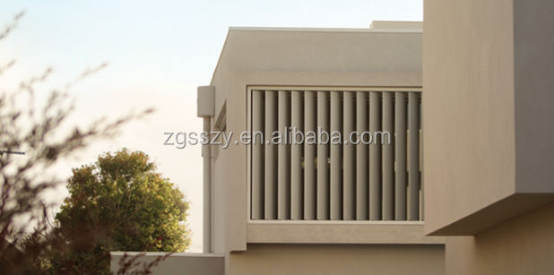 Adjustable External Motorized Aluminium Louvers Mechanism View Aluminum Louvers Mechanism