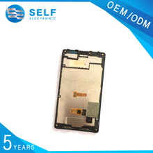 Hot selling display lcd for Nokia x2 , for Nokia lumia x2 screen replacement