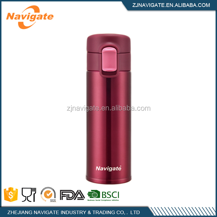 China Manufacturer Kids Water Bottle Stainless Steel