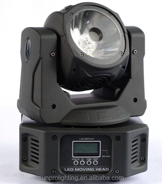 60W LED beam moving head stage lighting with beam effect