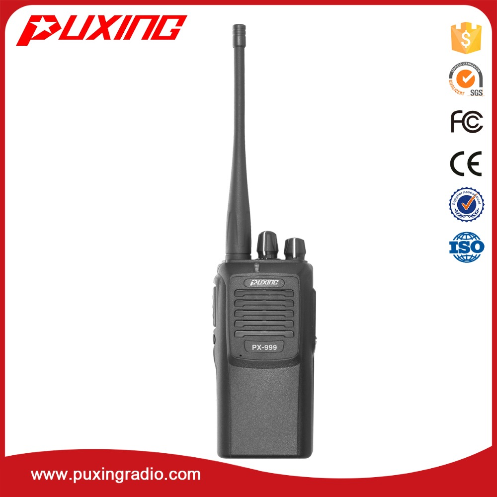 PUXING PX-999 cheap Professional handheld ham radio transceiver