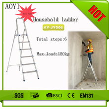 AY Hot sale strong construction 6 steps ladder cable tie