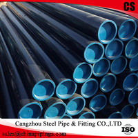 DIN2440 ST33.2 seamless carbon steel pipe and tube