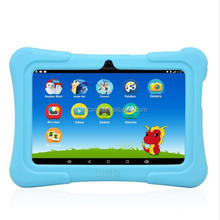 "7 Inch Tablet Kids Proof Silicone Case for Dragon Touch Y88X Plus / Y88X / Q88 A13 7"", Alldaymall A88X / A88S 7"",NPOLE"