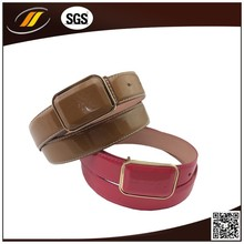New Design Custom Fashion Fake Leather Belts For Women