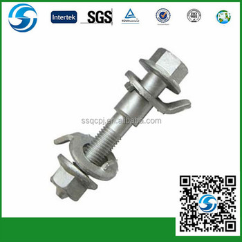 hight quality Carbon steel eccentric screw