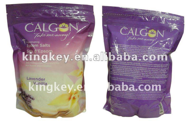 Parfum chine sel de bain epsom sel fda gmpc sels de bain for Epsom salt in french
