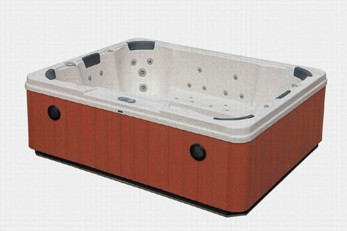 Family bath Modern Relax message Spa hot tub A615
