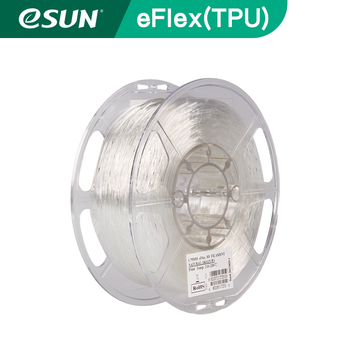 eSUN eFlex(TPU) filament for 3D printer