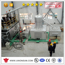 High Quality Copper anode slime Lead anode slime vacuum distillation furnace
