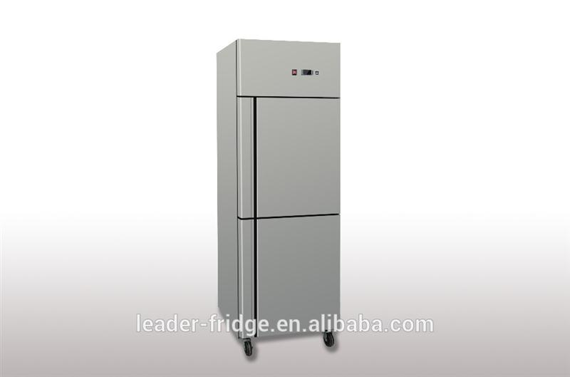 Stainless steel upright commerical refrigerator
