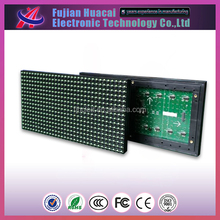 p10 1g led display module video,p10 indoor green led display module