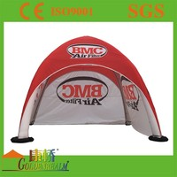 Inflatable tent for promotion/outdoor display air tent for sale/big inflatable clear tent