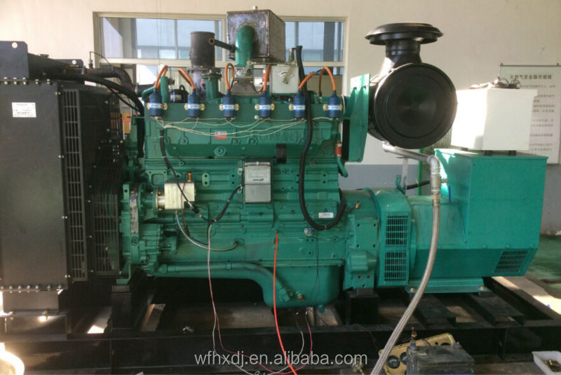 100KW methane gas generator for sales