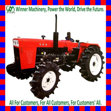 Shanghai New Holland Technology! square hood 28HP-55HP farm/farming tractor with attactive price